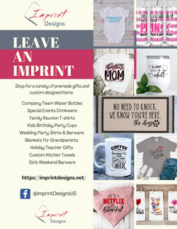 Imprint Designs Flyer