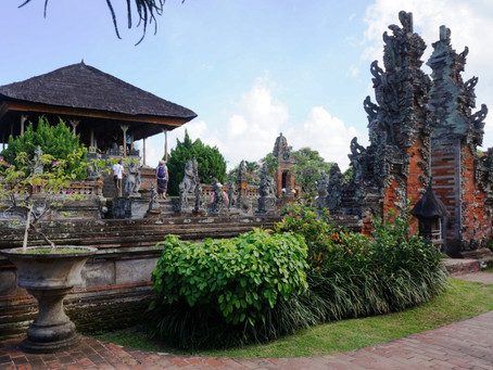 Eat. Pray.Love and travel to Bali