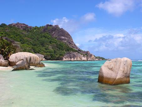 Die paradiesischen Buchten der Seychellen