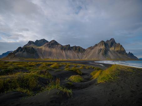 Von Polarlichtern und Gletschern in Island