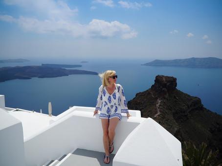 Santorini – oder die beste Aussicht der Welt
