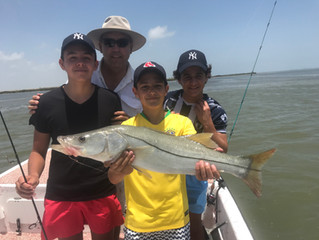 South Padre Fishing Heating Up in August