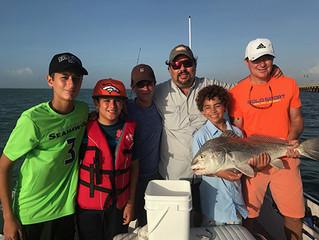 Lower Laguna Producing Nice Catches