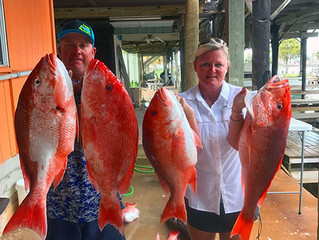 Galveston Offshore Fishing Going Strong