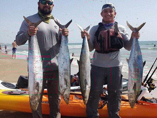 South Texas Summer Fishing Sizzling
