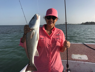 Summer Fishing Hot in Lower Laguna Madre