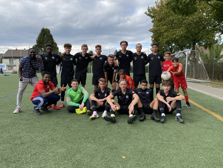 U21 siegt 0:8 gegen Vitesse Mayence