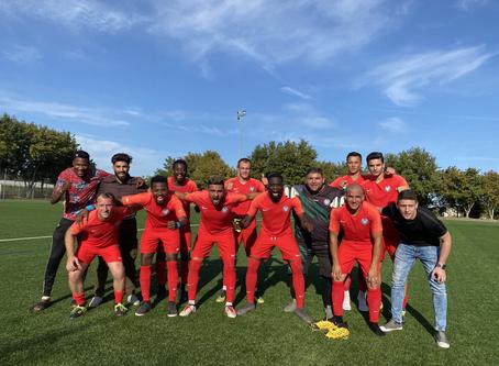 """""""The Team"""" siegt mit 25:2 gegen Sportfreunde Dienheim"""