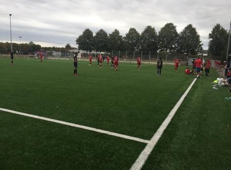 U17 spielt 2:2 in Pfeddersheim