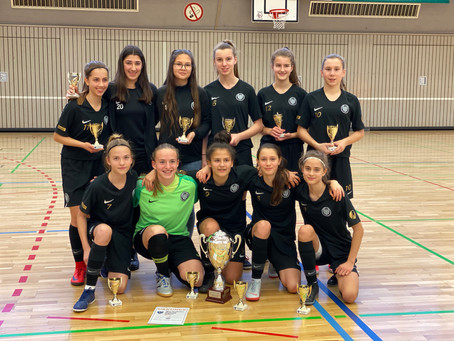 U15 Mädchen Turniersieger
