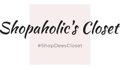 Shopaholic's Closet