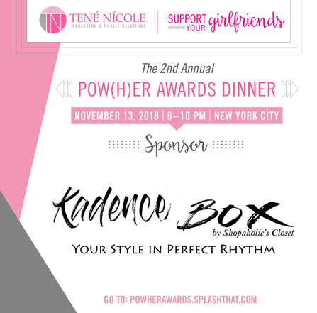 PowHer Awards Sponsor
