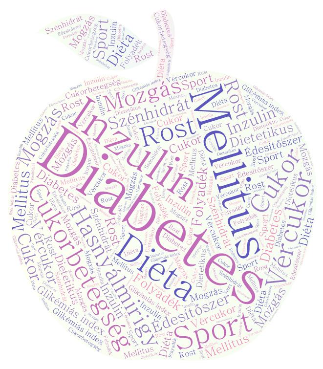 DIabetes étrendi kezelése