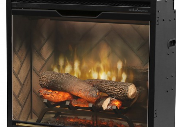 """Revillusion® 24"""" Built-in Firebox BUILT-IN FIREBOX"""
