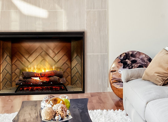 Dimplex 42 Inch Revillusion Built-In Electric Fireplace