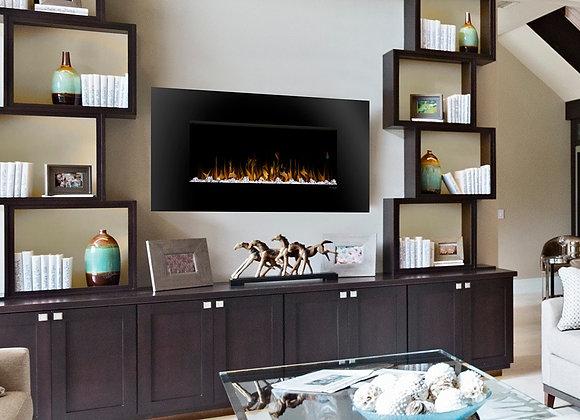 Contempra Linear Electric Fireplace WALL-MOUNTS