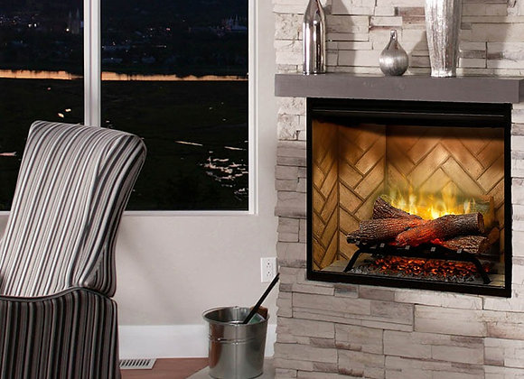Dimplex 30 Inch Revillusion Built-In Electric Fireplace