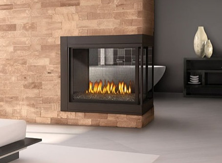 How Adding a Gas Fireplace in Your Home Lines Your Pockets