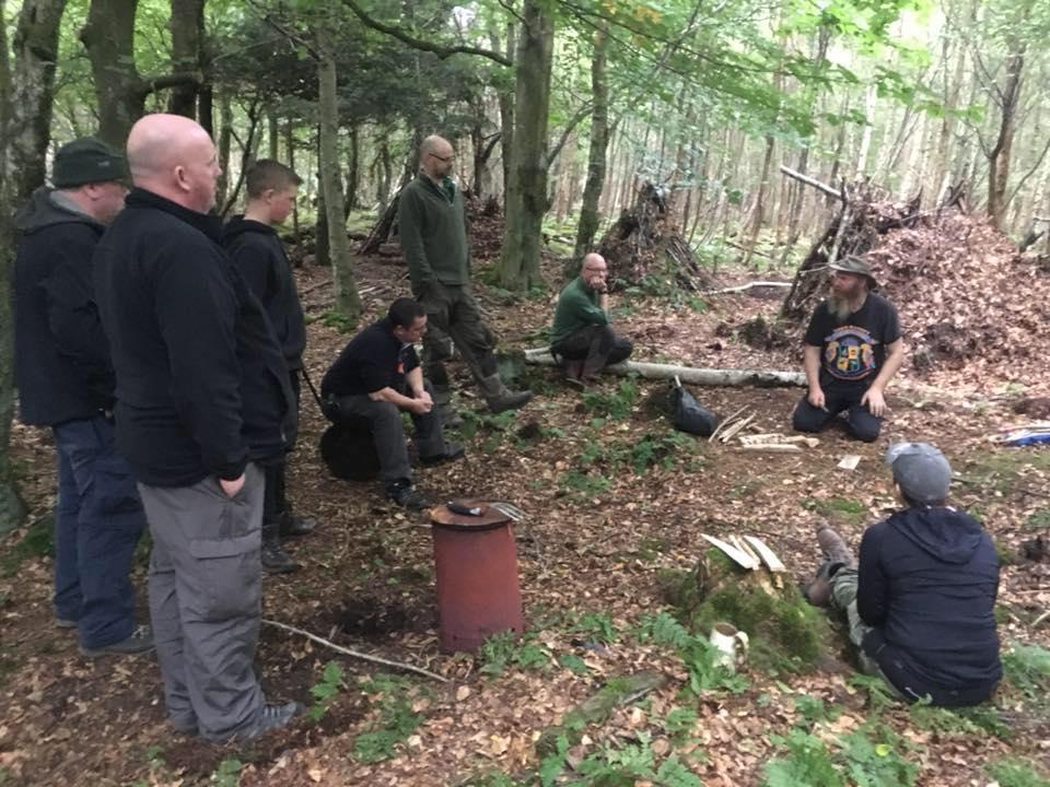 Scottish Bushcraft Group