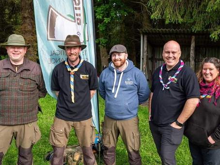 Inaugural BushScout Scotland Skills Sharing
