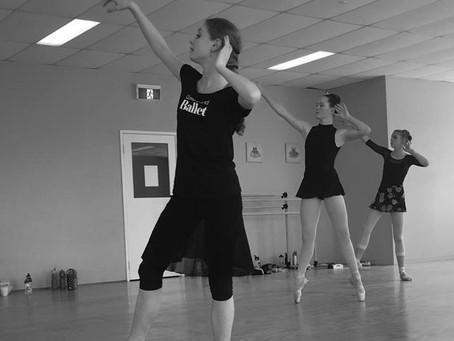 QLD BALLET 'ADOPT-A-DANCER'
