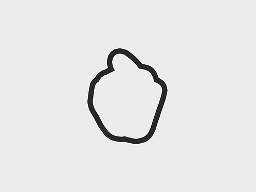 Okay Hand | Hand Gestures Vol. 1 Cutter