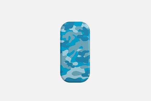 Blue Camo Designer Clickit