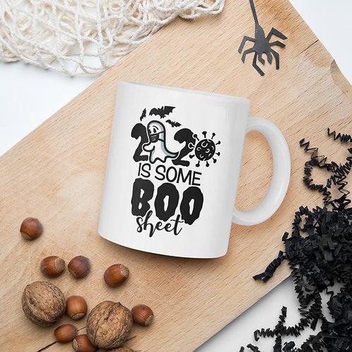 2020 is Some Boo Sheet Ghost Boo Sheet Vol. 1 Mug