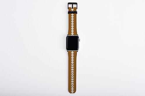 Football Basics Designer Apple Watch Band