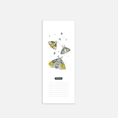 Whimsical Ye. July 2020 Half Sheet Notes