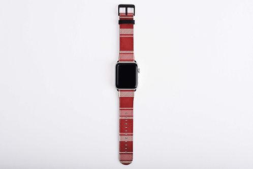 Valentine Flannel Passion Apple Watch Band