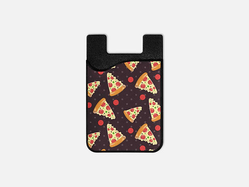 Pizza Lovers Pizza Slices Card Holder