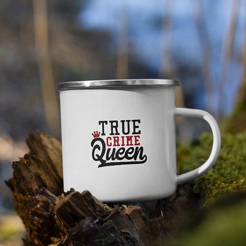 True Crime Queen True Crime Vol. 1 Camp Mug