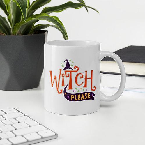 Witch Please Halloween Life Vol. 1 Mug