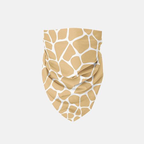 Giraffe Print Designer Bandana