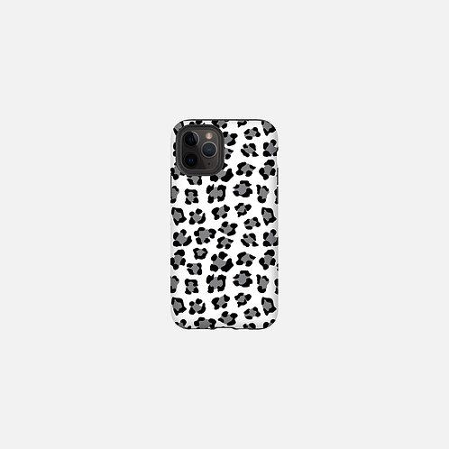 Snow Leopard Print Designer Tough Case