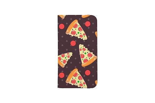 Pizza Lover Pizza Slices Folio Wallet Case