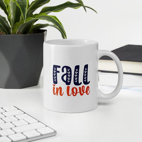 Fall in Love Fall Vol. 5 Mug