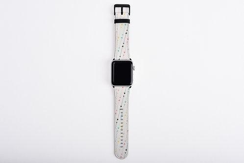 Pastel Tribal Arrows Apple Watch Band