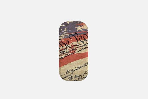 Script Patriotic United States We The People Designer Clickit
