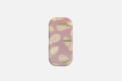 Blush + Gold Pineapples Designer Clickit