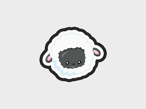 Sheep Face | Animal Faces Vol. 1 Cutter