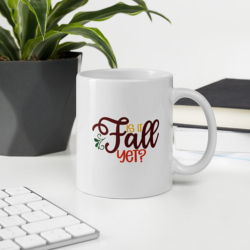 Is It Fall Yet? Fall Vol. 5 Mug