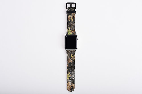 Hunting Camouflage Apple Watch Band