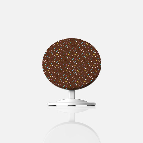 Yummy Sprinkles Chocolate Wireless Charger