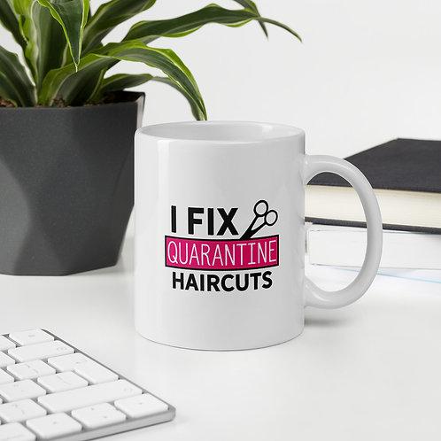 I Fix Quarantine Haircuts Quarantine Vol. 1 Mug