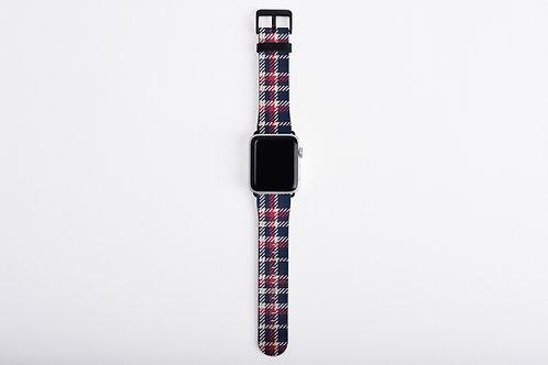 Grandpa's Plaid Apple Watch Band
