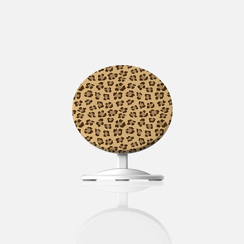 Leopard Print Wireless Charger