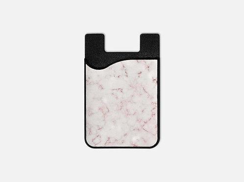 Rose Marble Card Holder