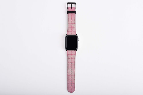 Valentine Cupid Tiled Apple Watch Band